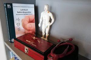 Lehrbuch SaAm-Akupunktur